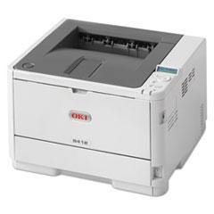 Oki® B412DN Monochrome Laser Printer
