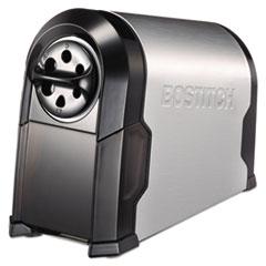 Bostitch® SuperPro Glow Commercial Electric Pencil Sharpener, Black/Silver