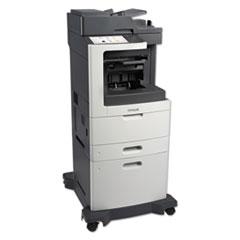 Lexmark™ MX810dxe Multifunction Laser Printer, Copy/Fax/Print/Scan