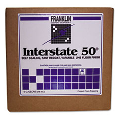 Franklin Cleaning Technology® Interstate 50® Finish