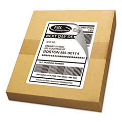 Avery® Shipping Labels with TrueBlock Technology, Laser, 5.5 x 8.5, White, 1000/Box AVE95900