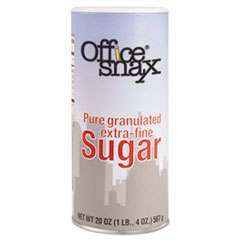 Office Snax® Sugar Canister Thumbnail