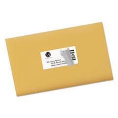 Avery® Shipping Labels with TrueBlock Technology, Inkjet/Laser, 2 x 4, White, 5000/Box AVE95910