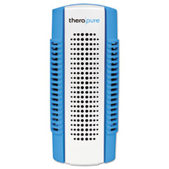 Therapure® Mini Plug-In Collection Blade Air Purifier, One Speed, Blue IONTPP50BLU