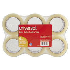 Universal® Quiet Tape Box Sealing Tape Thumbnail