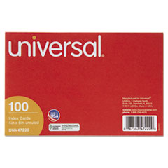 Universal® Recycled Index Strong 2 Pt. Stock Cards