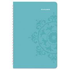 AT-A-GLANCE® Suzani Weekly/Monthly Appointment Book Thumbnail