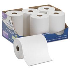 Georgia Pacific® Professional Series Premium Hardwound Roll Towels, 7 7/8 x 350ft,White, 6/Carton GPC2170114