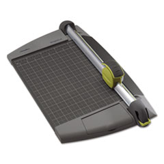 Swingline® SmartCut EasyBlade Plus Rotary Trimmer, 15 Sheets, Metal Base, 11 1/2 x 20 1/2
