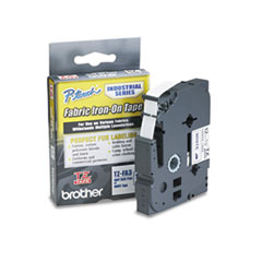 Brother P-Touch® TZ Industrial Series Fabric Iron-On Tape Thumbnail