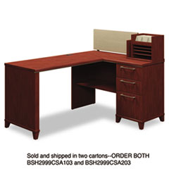 Bush® Enterprise Collection Corner Desk