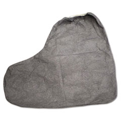 DuPont® Tyvek FC Boot Cover, 16 in., One Size Fits Most, Gray, 100/Carton