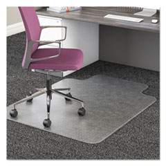 deflecto® UltraMat All Day Use Chair Mat for High Pile Carpeting Thumbnail