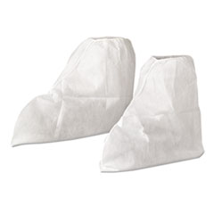 KleenGuard™ A20 Boot Covers, MICROFORCE Barrier SMS Fabric, One Size, White, 300/Carton