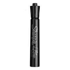 Sharpie® Flip ChartMarker, Broad Bullet Tip, Black, 8/Pack