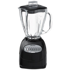 """Oster® Simple Blend 200 Blender, 12-Speed, 6-Cup, 10 1/2"""" x 7.2"""" x 12.8"""""""