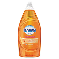 Dawn® Liquid Dish Detergent, Antibacterial, Orange Scent, 34.2 oz Bottle PGC91695EA