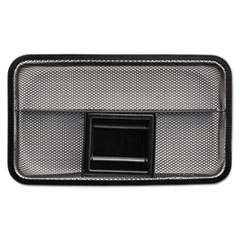 Drawer Organizer, Metal Mesh, Black