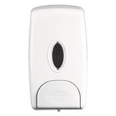 TOLCO® Clear Valu Soap Dispenser, 34 oz Capacity, White TOC523195
