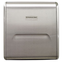 Kimberly-Clark Professional* Mod* Stainless Steel Recessed Dispenser Housing