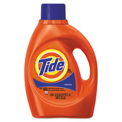 Tide® Ultra Liquid Laundry Detergent, Original Fresh Scent, 100 oz Bottle