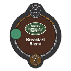 Green Mountain Coffee® Vue Packs, Breakfast Blend, 16/Box