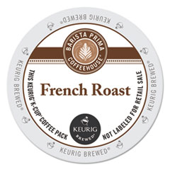 Barista Prima Coffeehouse® French Roast K-Cups® Coffee Pack Thumbnail