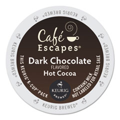 Café Escapes® Dark Chocolate Hot Cocoa K-Cups® Thumbnail