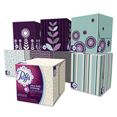 Puffs® Ultra Soft™ Facial Tissue Thumbnail