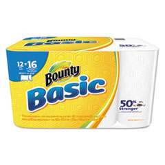 Bounty® Basic Select-a-Size Paper Towels Thumbnail