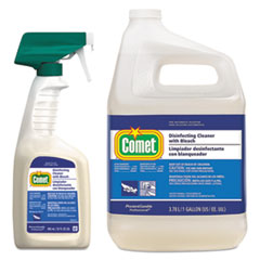 Comet® Disinfecting Cleaner with Bleach
