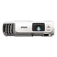 Epson® PowerLite X27 XGA 3LCD Projector, 2700 Lumens EPSV11H692020