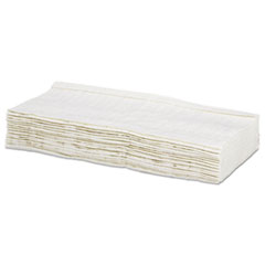 Boardwalk® Scrim Wipers, 4-Ply, White, 9 3/4 x 16 3/4, 900/Carton BWKE025IDW