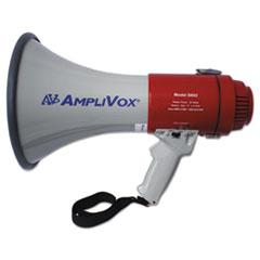 AmpliVox® MityMeg Piezo Dynamic Megaphone, 25W, No Microphone