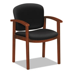 HON® 2111 Invitation® Reception Series Wood Guest Chair Thumbnail