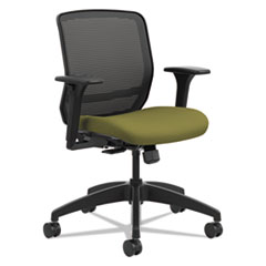 HON® Quotient™ Series Mesh Mid-Back Task Chair Thumbnail