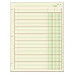 Adams® Columnar Analysis Pad