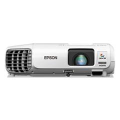 Epson® PowerLite W29 WXGA 3LCD Projector, 3000 Lumens EPSV11H690020