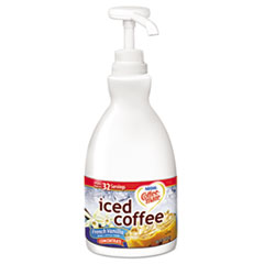 Coffee-mate® Concentrated Iced Coffee, French Vanilla, 1.5 L Pump Bottle NES11062
