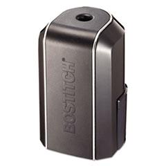 Bostitch® Vertical Battery Pencil Sharpener, Black, 3w x 3d x 5 1/8h