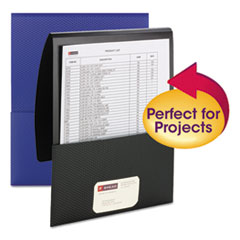 Smead® Organized Up® Poly Stackit® Folders