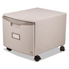 Storex Single-Drawer Mobile Filing Cabinet Thumbnail