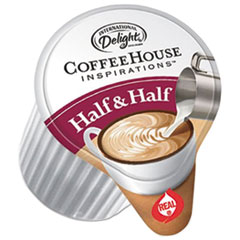 International Delight® Coffee House Inspirations Half & Half,  0.38 oz, 384/Carton