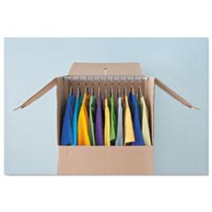 United Facility Supply Brown Corrugated Wardrobe Moving/Storage Box Thumbnail