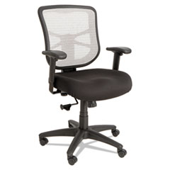 Alera® Elusion™ Series Mesh Mid-Back Swivel/Tilt Chair