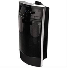 Digital Ultrasonic Tower Humidifier, 3 Gal Output, 10w x 10 1/4d x 22h, Black