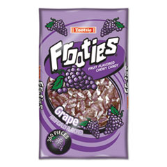 Tootsie Roll® Frooties, Grape, 38.8 oz Bag, 360 Pieces/Bag