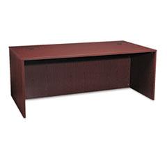 HON® BL Laminate Series Rectangle Top Desk Shell Thumbnail