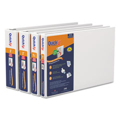 Stride QuickFit® Ledger D-Ring View Binder Thumbnail