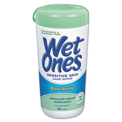 Wet Ones® Hand Wipes for Sensitive Skin